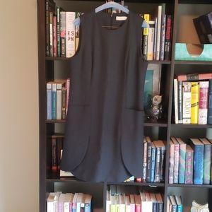 Tory Burch wool shift dress, size 8